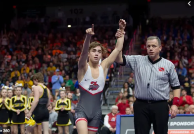 Fort Dodge's Drake Ayala Wins Junior Freestyle Wrestling National Title